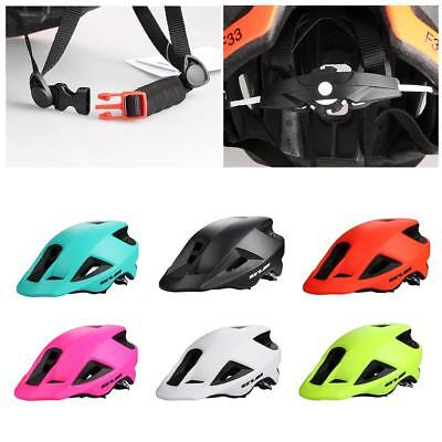 CAIRBULL Carbon Bicycle Cycling MTB Skate Helmet Mountain Bike Helmet Youth Z6W9