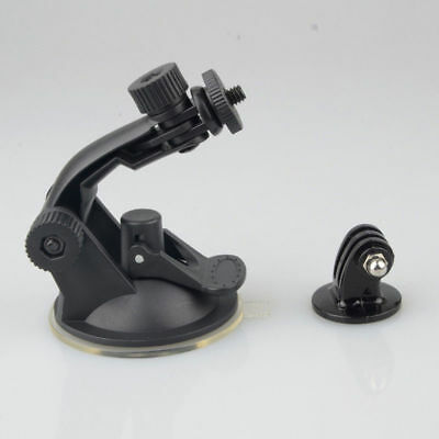 Car Window Windshield Glass SUCTION Cup Mount for GoPro Hero 4 3 2 1 Camera Hot