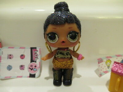 LOL Surprise Holiday Bling Series Honey Bun Doll New Opened  COMPLETE !
