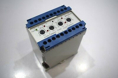 Selco T2400 3 phase dual over current relay advance generator controls