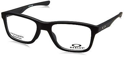 f5703c2c3e Authentic OAKLEY TRIM PLANE OX8107 - 810701 Eyeglasses Satin Black  NEW   51mm