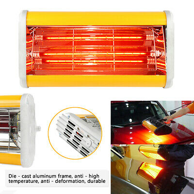 Car Body Hand Paint Lamp Car Infrared Paint Curing Lamp Car Repair Equipment