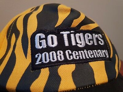 Richmond Tigers Football Club AFL 2008 Centenary AFG Hat Cap