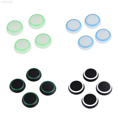 82AE 4PCS Joystick Analog Thumb Protector Cap Case For PS3/PS4/XBOX Controller