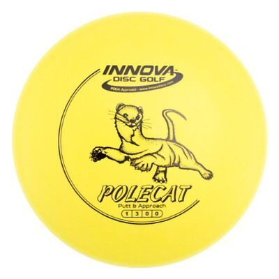 Innova - Champion Discs Dx Polecat Golf Disc, 170-172 Gm (Colors May Vary)