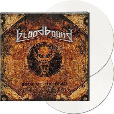 Bloodbound - Book of the Dead / Gtf Clear Vinyl - 2 LP / Neu & OVP !!!