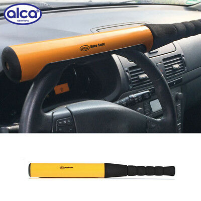Car STEERING WHEEL LOCK anti-theft baseball bat heavy duty security clamp ALCA®