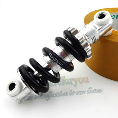 125mm 750LBS Spring Suspension Shock For 47cc 49cc 2 Stroke Mini Pocket Bike ATV