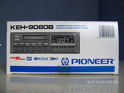 PIONEER KEH-9080 New,Top Regular 80s Component,Centrate Kex,Kpx,Cdx,Kp,Kx,Gm,Kp