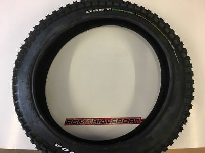 "Oset 16"" Eco Rear Tyre Upgrade Kenda Trials Bike 16 X 2.70 (70 - 306)"
