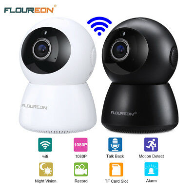 IP Caméra à La Maison 1080P HD Wireless Wifi CCTV Sécurité Audio Bidirectionnel