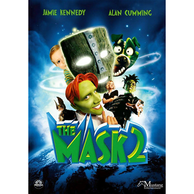 Mask 2 (The)  [Dvd Nuovo]