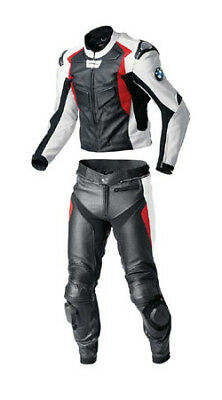 Bmw Motorcycle Leather Suit Biker Mens Leather Suit Motorbike Jacket Trouser