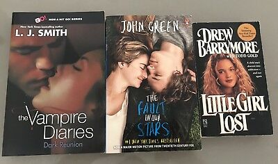 Lot of young adult books