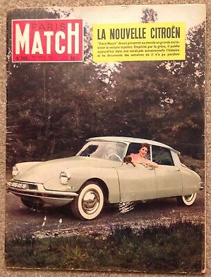 Paris Match October 1955 No.340