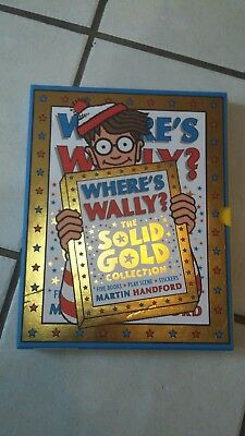 Wheres Wally The Solid Gold Collection Five Books
