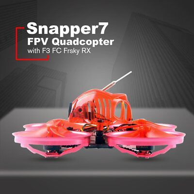 Happymodel Snapper7 Brushless WhoopI Aircraft BNF Micro 75mm FPV Quadcopter DE