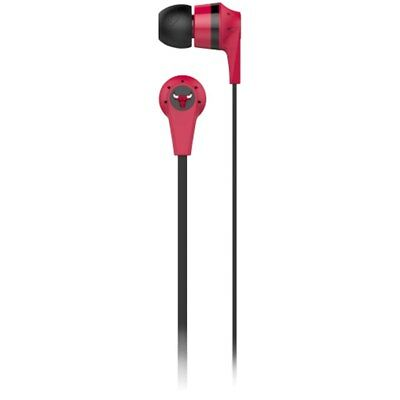 Skullcandy Ink'd 2.0 NBA Chicago Bulls In-Ear Headphones Headset Music Earbuds
