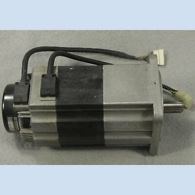 1pc Used Omron AC servo motor R88M-H1K130-B R88MH1K130B tested Fully