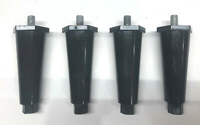 Set of Four (4) Bunn CDS Ultra Adjustable Legs Stud .375-16