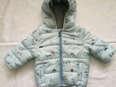 M&S Baby Boy Winter Jacket/ Parka BNWOT