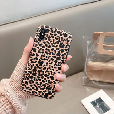 Case for iPhone 8 7 Plus XR XS MAX ShockProof Soft Phone Cover TPU Silicone