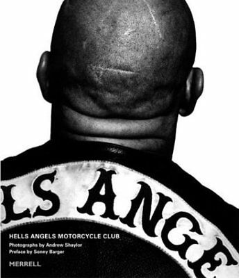 Hells Angels motorcycle club by Andrew Shaylor, photograps