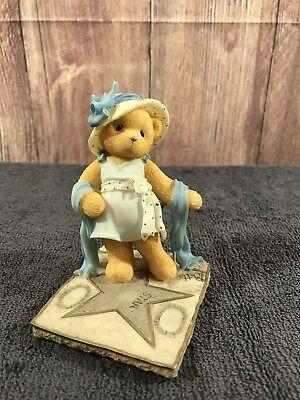 """Cherished Teddies Bette""""You Are The Star Of The Show""""1999 Adoption Center Event"""