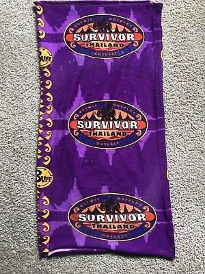 Survivor Thailand Purple Buff Season 5 CBS TV
