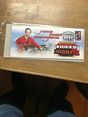 2018 SCOTT#5274 MR ROGERS KING FRIDAY 13TH- FOREVER STAMP (Cachet) NIP