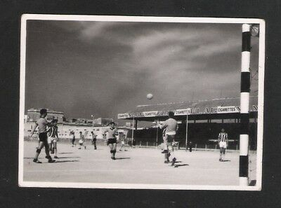 MALTA FOOTBALL - GZIRA EMPIRE STADIUM - ORIGINAL PHOTO - 10.2cm x 7.2cm