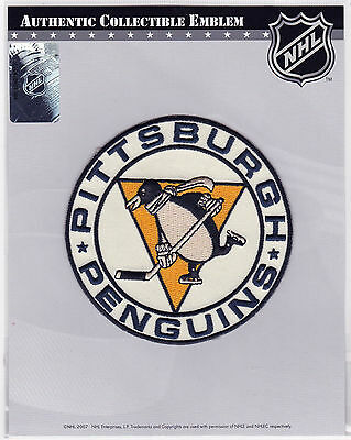 outlet store 89093 35718 2011 Pittsburgh Penguins Official Nhl Hockey Alt Team Logo Patch Mint In  Package