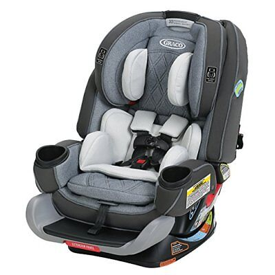 BRAND NEW! Graco 4Ever Extend2Fit Platinum 4-in-1 Car Seat, Hayden, NO TAX!
