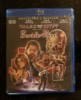 Tales from the Crypt - Bordello of Blood (Blu-ray Disc, 2015) - Scream Factory