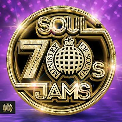 Various Artists-70`S Soul Jams (US IMPORT) CD NEW
