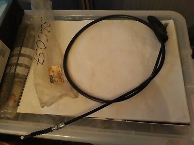 Genuine Yamaha Drum Front Brake Cable 2N6-26341-00 DT250 F 79