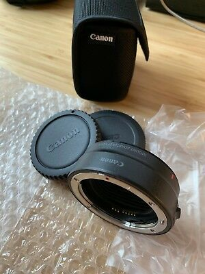 Canon EF-EOS R Mount Adapter - MINT