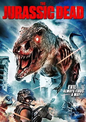 Various-`Jurassic Dead, The` DVD NEUF