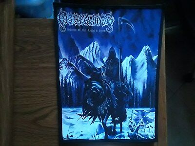 Dissection,storm Of The Light's Bane,sew On Sublimated Large Back Patch