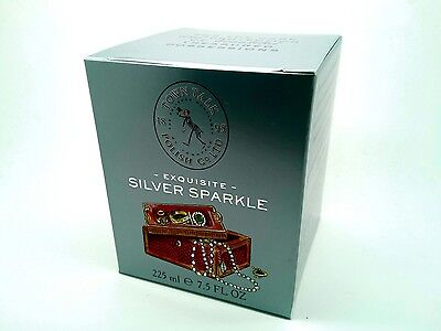 Silver sparkle  silver dip jewellery cleaner 225ml
