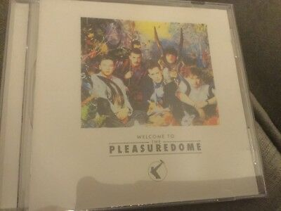 Frankie Goes To Hollywood Pleasuredome Cd Relax War Two Tribes Power Of Love