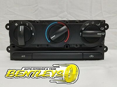 2004 2005 2006 2007 2008 F150 F-150 Center Dash Heater Switch Climate Control Ac