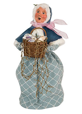 Byers Choice Nautical Mrs. Claus New