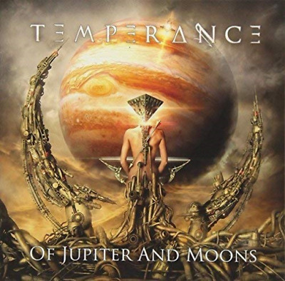 Temperance-Of Jupiter And Moons Cd Nuovo