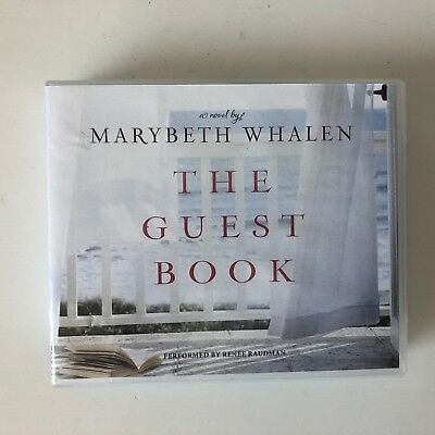 The Guest Book by Marybeth Whalen (2016, CD, Unabridged) Audio Book