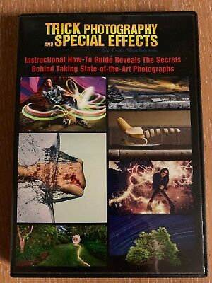 Trick Photography And Special Effects DVD ROM.