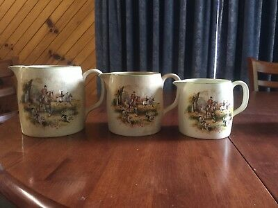 Antique Milk Jugs