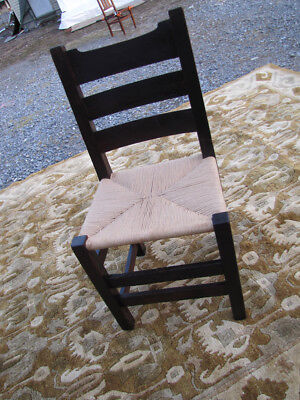 Antique Early Gustav Stickley Side Chair inv3131