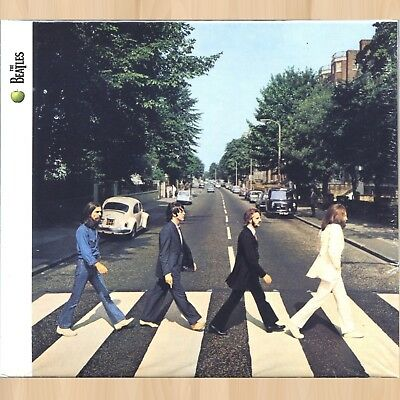 THE BEATLES Abbey Road 2009 Remastered Audio ENHANCED Sealed CD Mini-Documentary