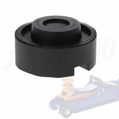 Heavy Duty Car Floor Jack Rubber Pad Sissor Jack Stand Accessories 33mm Thick 1x